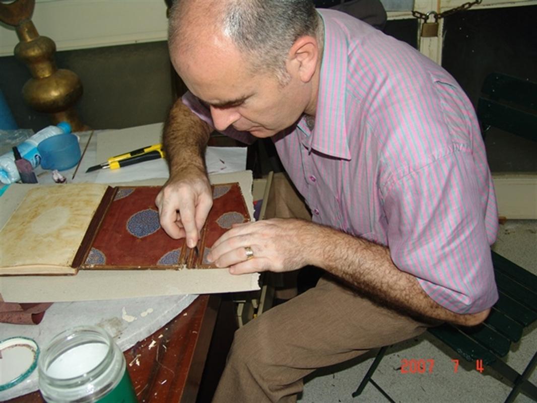 Türk Cilt Sanatının Özellikleri ile ilgili görsel sonucu