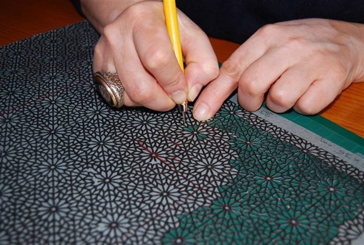 KATI' SANATKÂRI HANDAN ŞAHİN: ESTETİK SANATIN RUHUDUR | Kültür Sanat | Hizmetlerimiz | Kuveyt Türk Özel Bankacılık